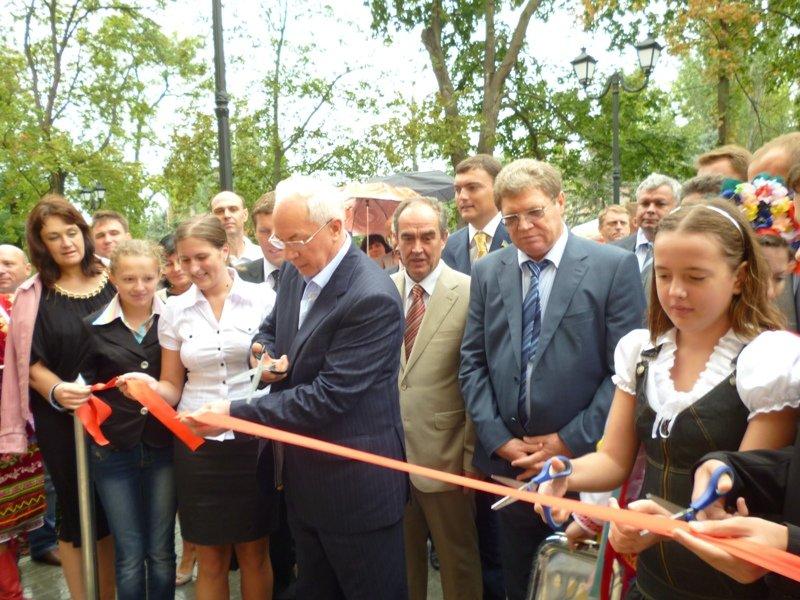 В Николаеве открыли Старофлотские казармы (ФОТО), фото-1