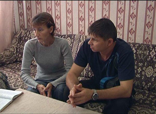 Оксана и Виктор Шкири