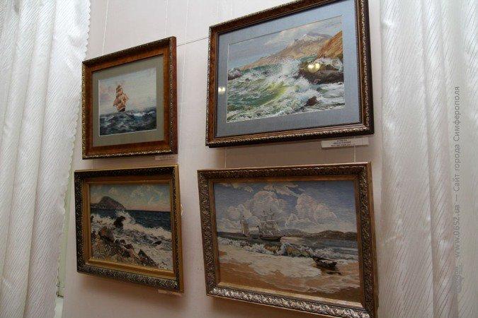 В Симферополе показали «Живопись иглой» (фото), фото-4