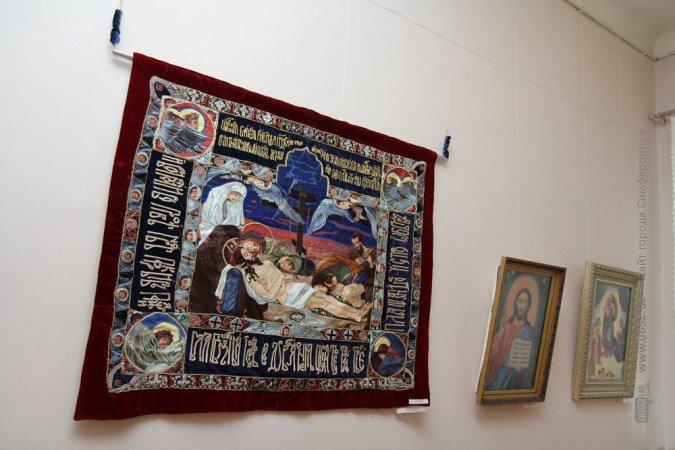 В Симферополе показали «Живопись иглой» (фото), фото-3