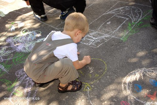 Николаевские малыши отметили Праздник Азбуки (ФОТО), фото-1