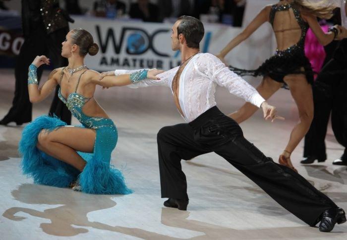 Магическая сила волшебного мира танца., фото-1