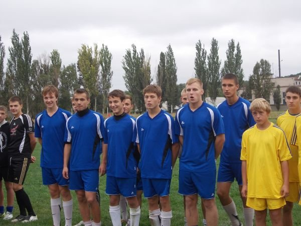 В Артемовске юношеские команды области будут бороться за два комплекта футбольной формы, фото-5