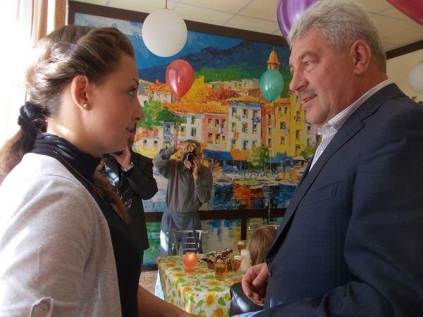 Мэр Артемовска Алексей Рева встретился со своими подопечными, фото-7