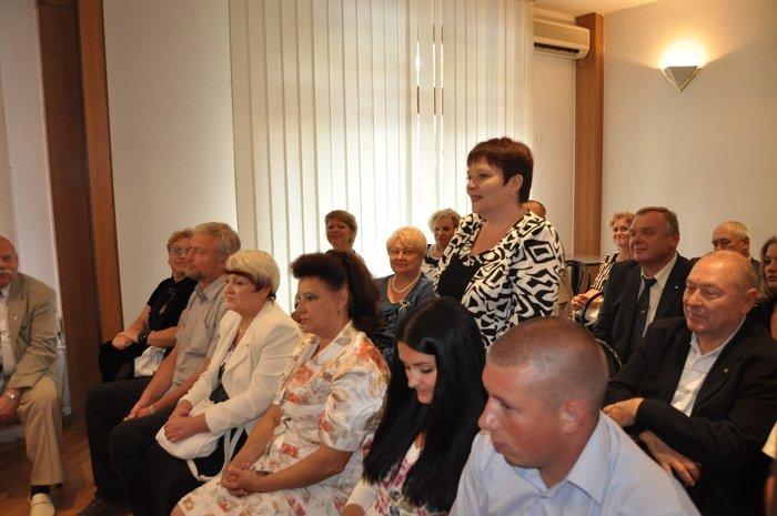 Народный депутат Украины Алексей Белый в канун 1-го сентября встретился с педагогами, фото-2