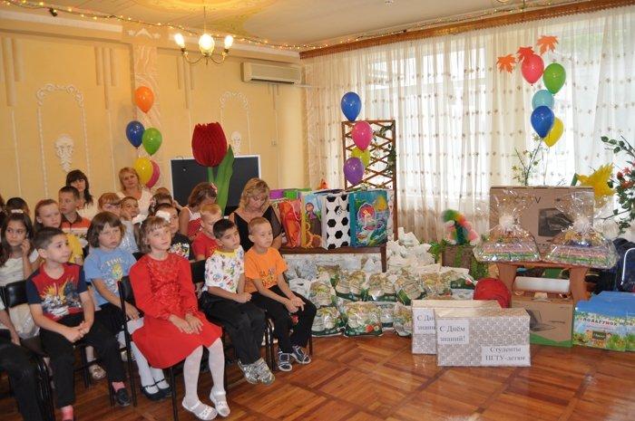 Воспитанники «Центра опеки» принимали поздравления с началом учебного года, фото-7