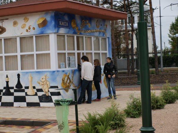 Аттракционы в парке Горького: что почем, что еще будет и просто интересные факты (фото), фото-49