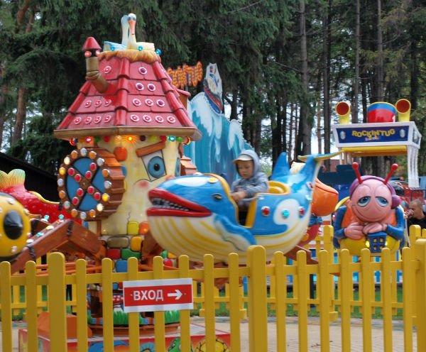 Аттракционы в парке Горького: что почем, что еще будет и просто интересные факты (фото), фото-43
