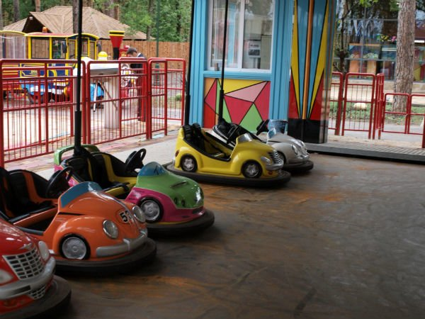 Детский автодром