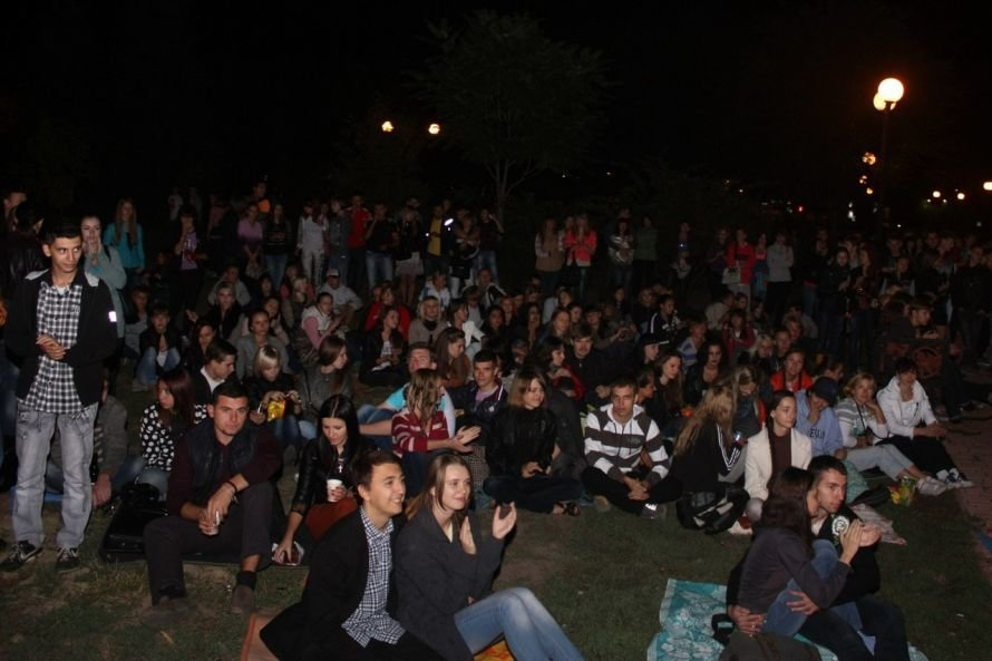 В Луганске прошел фестиваль «Кино+небо», фото-1