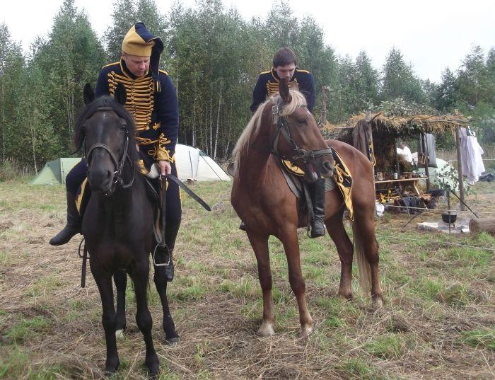 Мариупольские гусары в 200-й раз помогли победить французов на Бородинском поле (ФОТО), фото-3