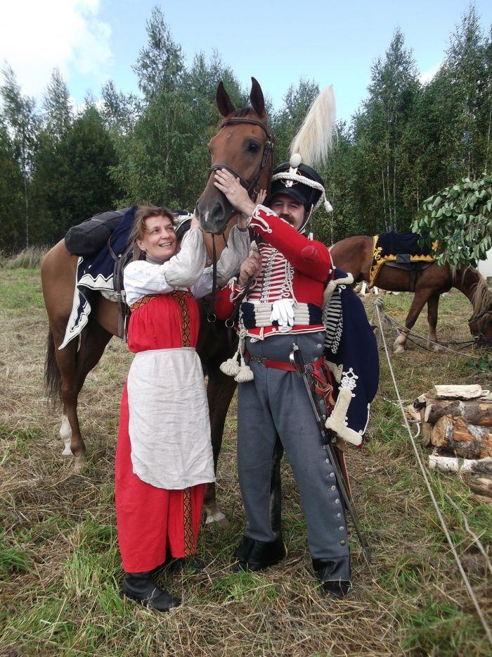 Мариупольские гусары в 200-й раз помогли победить французов на Бородинском поле (ФОТО), фото-12