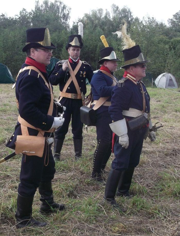 Мариупольские гусары в 200-й раз помогли победить французов на Бородинском поле (ФОТО), фото-2