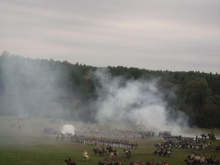 Мариупольские гусары в 200-й раз помогли победить французов на Бородинском поле (ФОТО), фото-5