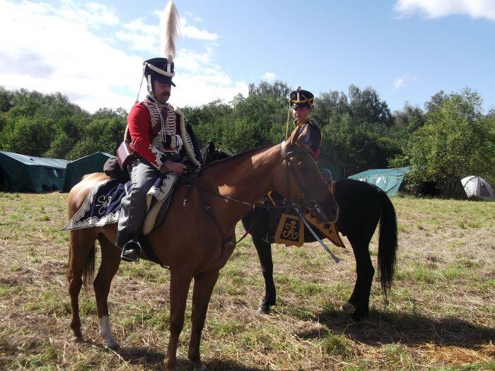 Мариупольские гусары в 200-й раз помогли победить французов на Бородинском поле (ФОТО), фото-4