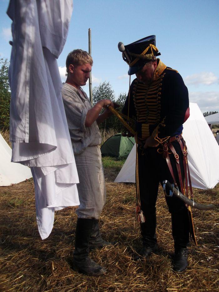 Мариупольские гусары в 200-й раз помогли победить французов на Бородинском поле (ФОТО), фото-9