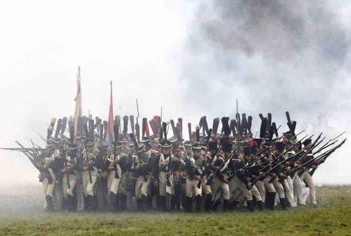 Мариупольские гусары в 200-й раз помогли победить французов на Бородинском поле (ФОТО), фото-6
