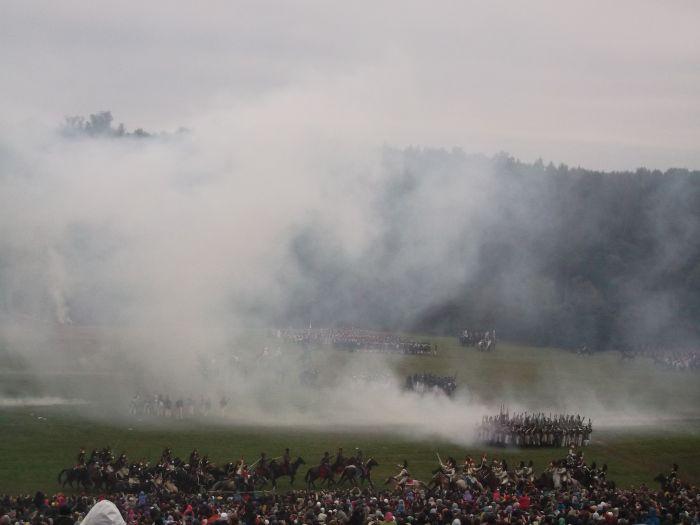 Мариупольские гусары в 200-й раз помогли победить французов на Бородинском поле (ФОТО), фото-7