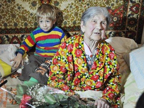 Ещё одна горловчанка отметила 100-летний юбилей, фото-1