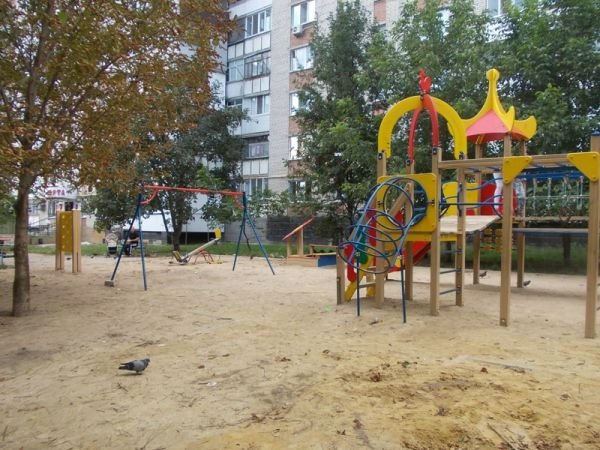 Артемовские многоэтажки отказываются от содержания детских площадок. Их собираются демонтировать и переносить, фото-4