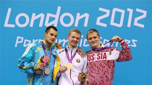 Мариупольский паралимпиец Данил Чуфаров в Лондоне завоевал серебро (ФОТО), фото-1