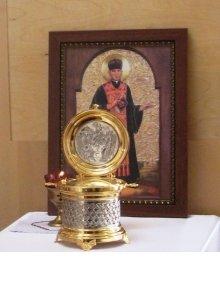 У львівському храмі виставили мощі Омеляна Ковча та Петра Вергуна, фото-1