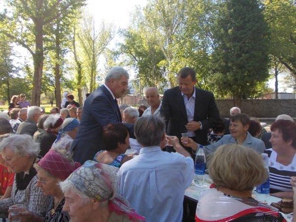 Артемовск встретил 69-ю годовщину освобождения от фашистской оккупации, фото-13