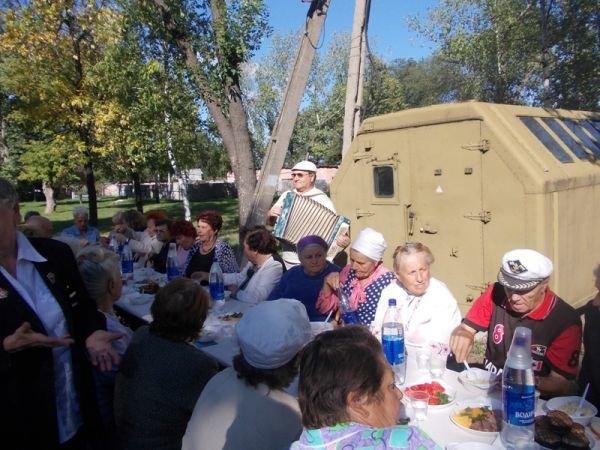 Артемовск встретил 69-ю годовщину освобождения от фашистской оккупации, фото-11