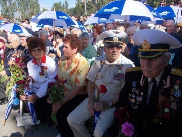 Артемовск встретил 69-ю годовщину освобождения от фашистской оккупации, фото-6