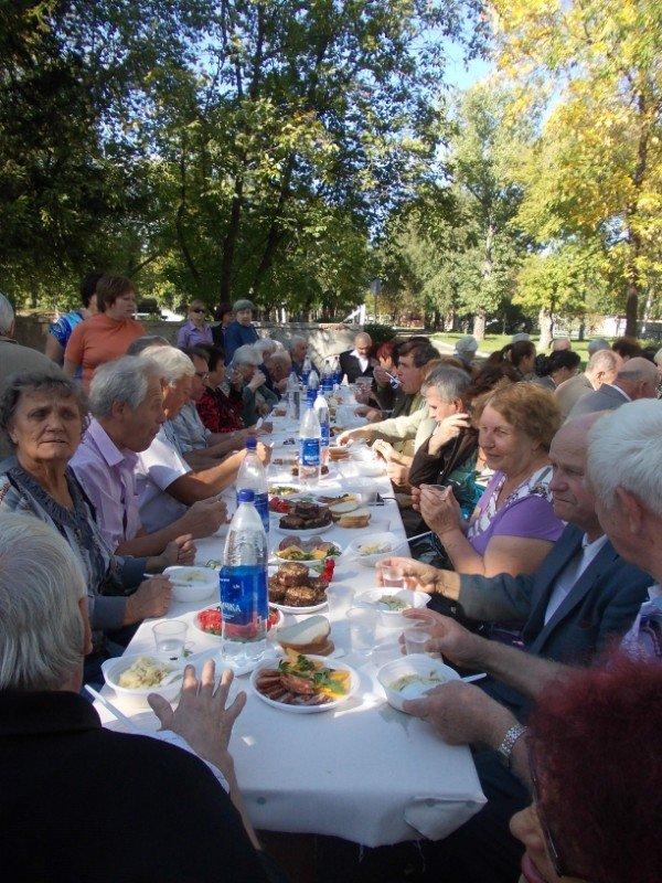Артемовск встретил 69-ю годовщину освобождения от фашистской оккупации, фото-12
