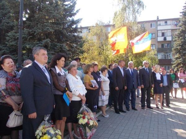 Артемовск встретил 69-ю годовщину освобождения от фашистской оккупации, фото-5