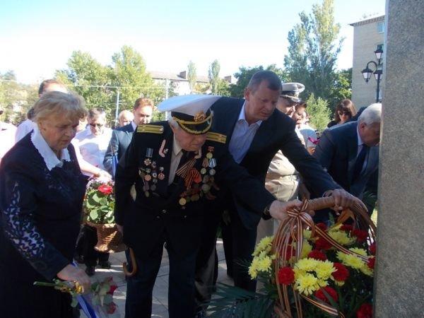 Артемовск встретил 69-ю годовщину освобождения от фашистской оккупации, фото-10