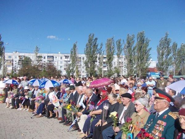 Артемовск встретил 69-ю годовщину освобождения от фашистской оккупации, фото-8