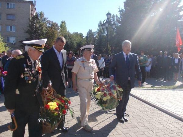 Артемовск встретил 69-ю годовщину освобождения от фашистской оккупации, фото-9