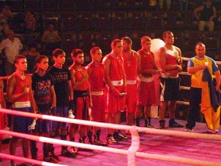 Сборная Донецкой области по боксу вернулась из Грузии с победой: 4 горловчанина, вошедшие в состав команды, успешно провели бои, фото-1