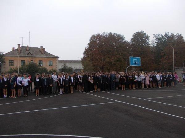 Артемовск: презентации гранта в УВК №11 не смог помешать даже дождь, фото-6
