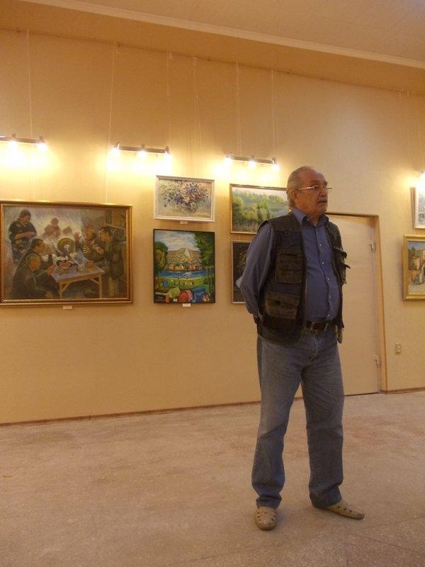 Ко Дню города в артемовском музее 18 художников выставляют свои работы, фото-2