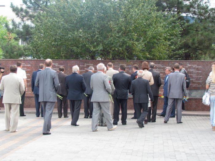 В Мариуполе отметили  69-ую годовщину  освобождения города от немецко-фашистских захватчиков   (ФОТО), фото-14