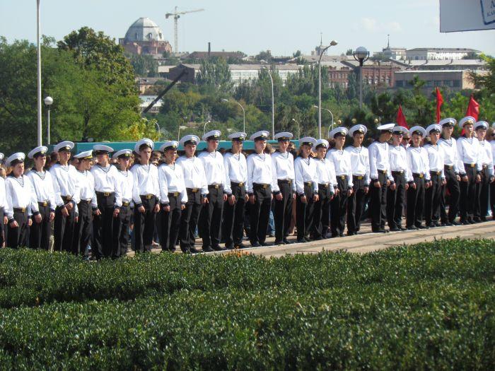 В Мариуполе отметили  69-ую годовщину  освобождения города от немецко-фашистских захватчиков   (ФОТО), фото-2