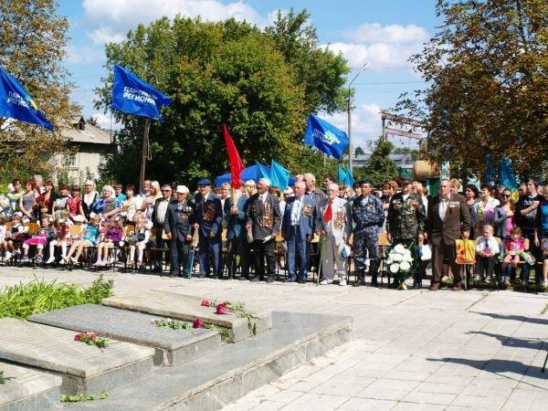 Сергей Клюев поблагодарил северских ветеранов-освободителей за совершенный подвиг, фото-1