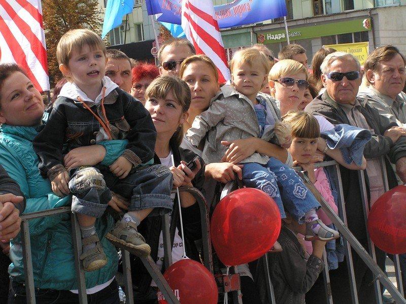 День Луганска-2012: Мясо, зрелища и собаки, фото-8