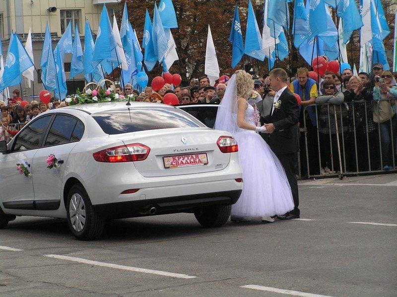 День Луганска-2012: Мясо, зрелища и собаки, фото-6