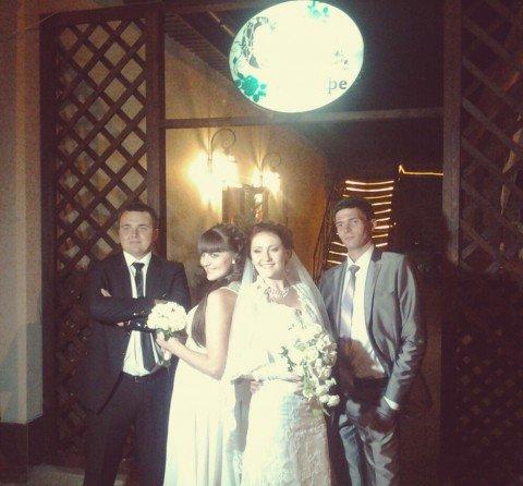 В Мариуполе прошли две свадьбы в одном «Саду»(ФОТО), фото-1