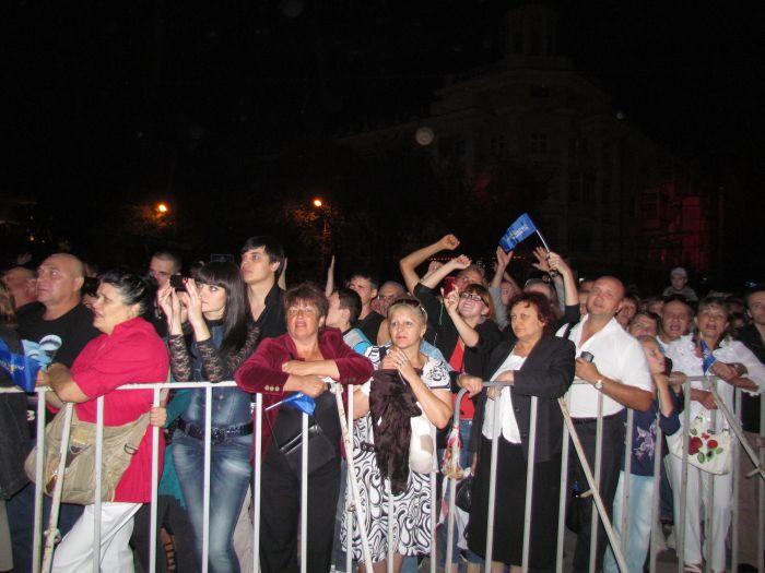 Навстречу выборам: в Мариуполе спел Расторгуев (ФОТО+ВИДЕО), фото-6
