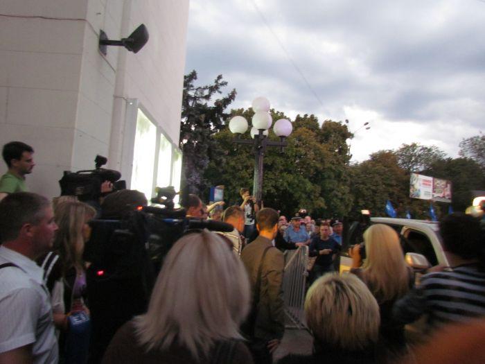 Навстречу выборам: в Мариуполе спел Расторгуев (ФОТО+ВИДЕО), фото-7