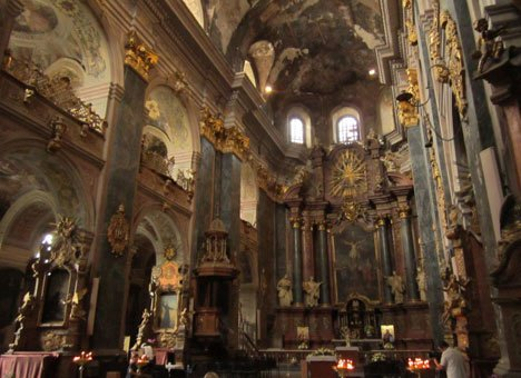 Львівську церкву св. Петра і Павла зміцнять та відреставрують вівтар, фото-1