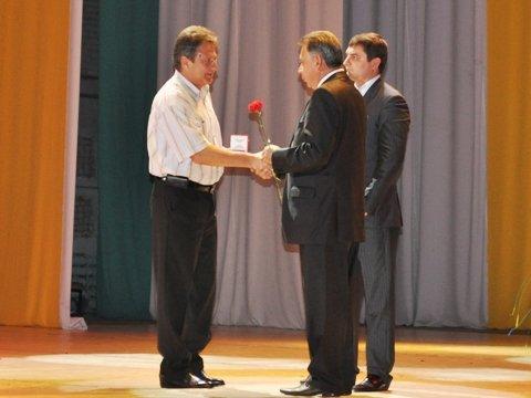 Николай Янковский стал лауреатом горловского «Признания», фото-1