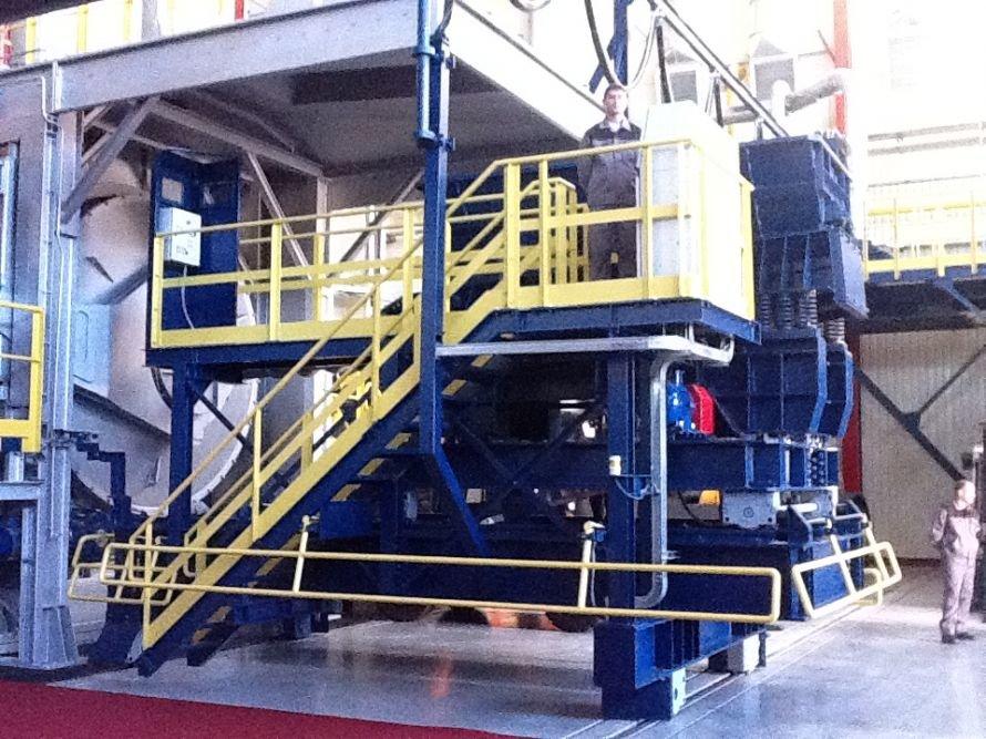 В Днепре ввели в эксплуатацию новый завод, который будет использовать в работе ... дождь и снег (ФОТО) (фото) - фото 1