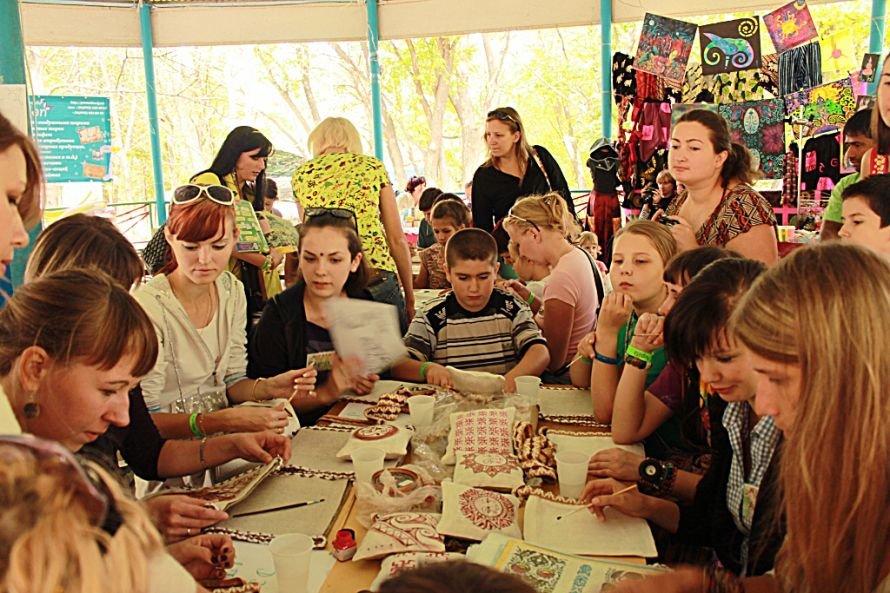 5-й международный фестиваль «Nipata» в Луганске собрал более 800 участников, фото-2