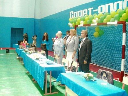 В Горловке прошло открытое первенство по художественной гимнастике., фото-1